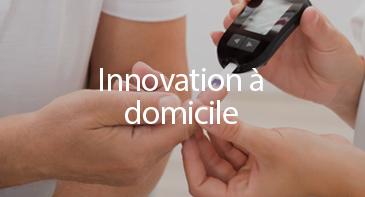 Innovation à domicile